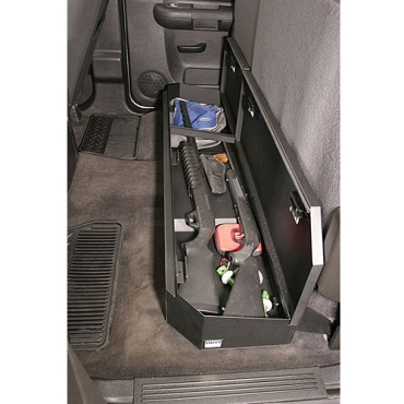 Tuffy Underseat Lockbox For Chevy Gmc Crew Cabl 1500 Thru 3500 -307-01