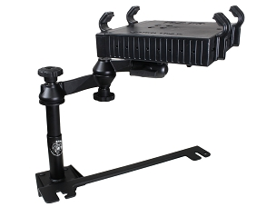 Ram Mount Universal Laptop Mounting System For  '14-20 Ram Promaster, Charger, Sprinter + More -RAM-VB-129-A-SW1