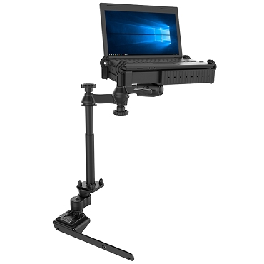 Ram Mount Universal Laptop Mounting System For '12-20 Ram 2500-5500 + More -RAM-VB-178A-SW1