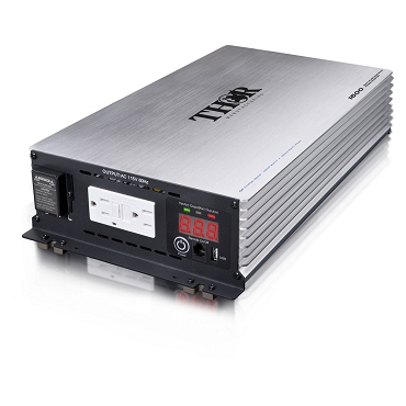 All Power Pure Sine Wave Thor Heavy Duty 1500 Watt Power Inverter With Usb Charger   -THPW1500