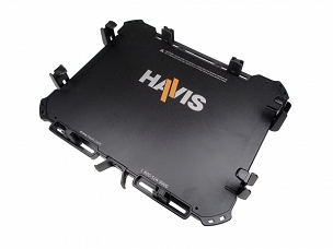 Havis Premium Universal Laptop Tray With Tall Fingers For Thin Laptops-UT-1001