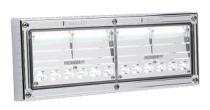 Whelen Dual Pioneer Plus Surface Mount Spot/Flood Combination Worklight -PCPSM2