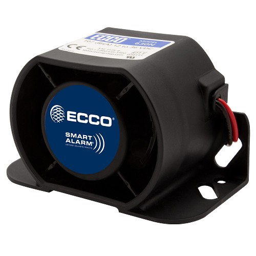 Ecco Smart Alarm Self Adjusting Backup Alarm -SA901N