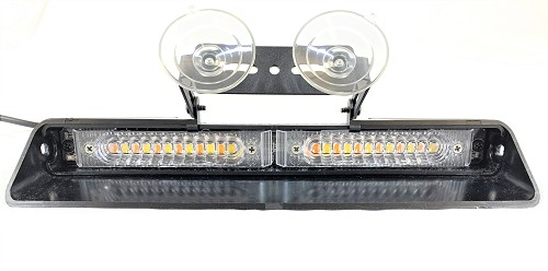 Signal Vehicle Products Dual Color Dash And Deck Light With White Override  -Usa Made-ULB9LDC