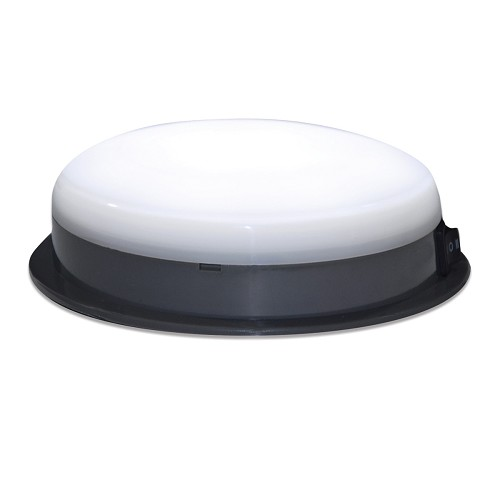 Soundoff Red White LED Dome Light With Switch-ECVDMLTAL00