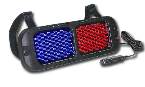 Signal Vehicle Products Flip Down LED Visor Light - USA  Made -VL22